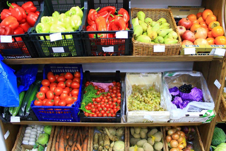 Evaluarea calității și prospețimi fructelor și legumelor
